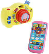 Peppa Pig Peppa's First Camera & Smartphone