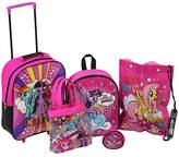 My Little Pony 5 Piece Luggage Set
