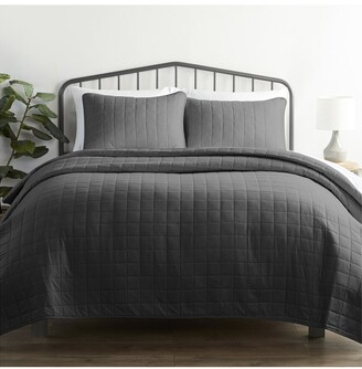Home Collection Premium Ultra Soft Quilted Coverlet Set