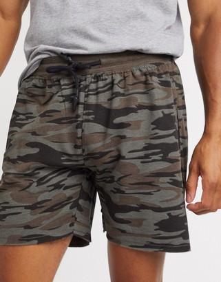 Brave Soul shorts in camo