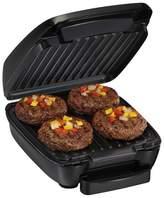"Hamilton Beach 60"" Indoor nonstick grill - Black 25357"