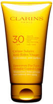 Clarins Sunscreen For Face Wrinkle Control Cream SPF 30, 2.7 oz