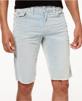 True Religion Men's Ricky Super T Cutoff Corduroy Shorts