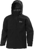 Helly Hansen Boy's Jr. Dubliner Waterproof Hooded Jacket