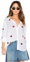 Lauren Moshi Paula Button Up Shirt