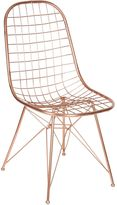 Casa Uno Dining Chairs Karlstad Copper Dining Chair