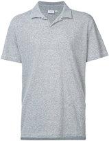 Onia Shaun polo - men - Linen/Flax/Polyester - S