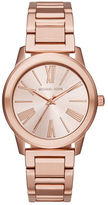 MICHAEL Michael Kors 38mm Hartman Round Bracelet Watch