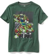 Old Navy Teenage Mutant Ninja Turtles Tee for Boys