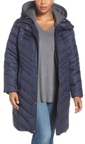 Andrew Marc Plus Size Women's 'Rayna' Water Resistant Quilted Jacket