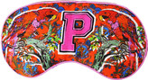 P For Parrots Silk Eye Mask In Giftbox