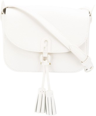 Furla Fringed Cross-Body Bag
