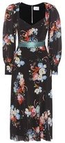 Erdem Berdine floral-printed silk dress
