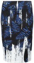 Yigal Azrouel abstract print skirt