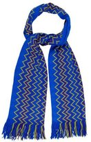 Missoni Chevron Patterned Scarf