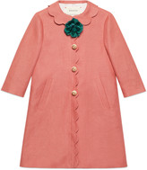 Gucci Children's linen coat