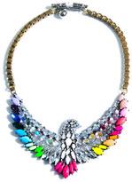 Shourouk Phoenix bib necklace