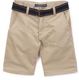 U.S. Polo Assn. Khaki Bermuda Shorts - Boys