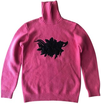 Ungaro Pink Other Knitwear & Sweatshirts