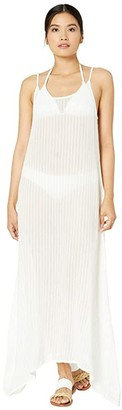 Onia Elise Dress (White) Women's Clothing
