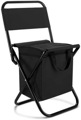 Indigo Indoor/Outdoor Folding Cooler Chair