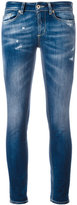 Dondup light-wash skinny jeans - women - Cotton/Spandex/Elastane - 26