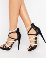 Little Mistress Strappy Heel Sandal