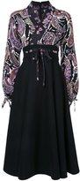 G.V.G.V. paisley print kimono dress