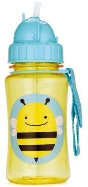 Skip Hop Bee Zoo Straw Bottle