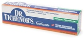 Dr. Tichenor's Fluoride Toothpaste with Extra Whitening and Tarter Control Peppermint