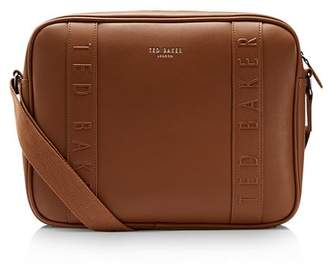 Ted Baker Tabla Embossed Despatch Bag