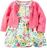 Carter's Baby Girls Dress Sets 121h128