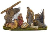 Kurt Adler 10-in. Christmas Nativity Scene