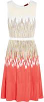 Missoni Zigzag crochet-knit dress