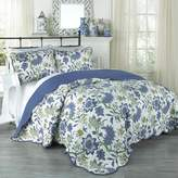 Waverly Traditions by 3-piece Maldives Quilt Set