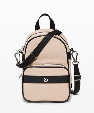 Lululemon Now and Always Convertible Bag *Mini