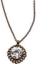 Sorrelli Vintage Crystal Pendant Necklace