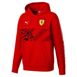 Puma Scuderia Ferrari Men's Hoodie