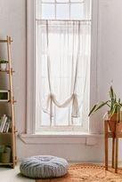 Urban Outfitters Chloe Gauze Draped Shade Curtain