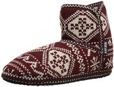 Muk Luks Women's Short X Fairisle Boot