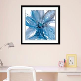 Amanti Art Blue Beauty II Framed Wall Art