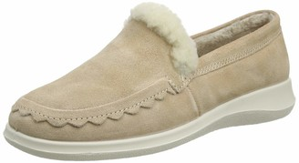 Hotter Women's Lush Low-Top Slippers