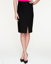 Le Château Stretch Woven Pencil Skirt