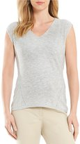 Sigrid Olsen Signature Extended Shoulder Sweater Tank