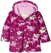 Hatley Fairy Tale Horses Raincoat Girl's Coat