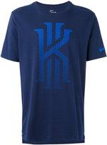 Nike printed T-shirt - men - Cotton/Polyester - S