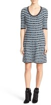 M Missoni Women's Metallic Tweed Dress