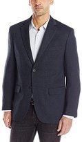 Geoffrey Beene Men's Dark Blue Sport Coat