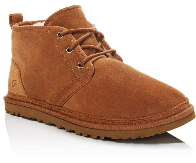 3c44f13eb80 Men's Neumel Suede Chukka Boots