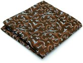 Shlax & Wing Floral Pocket Square Silk Mens Hanky Prime Classic